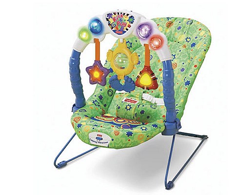 Larger View - Bouncy Seat