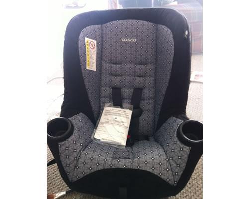Larger View - Car Seat