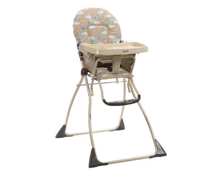 Larger View - High Chair