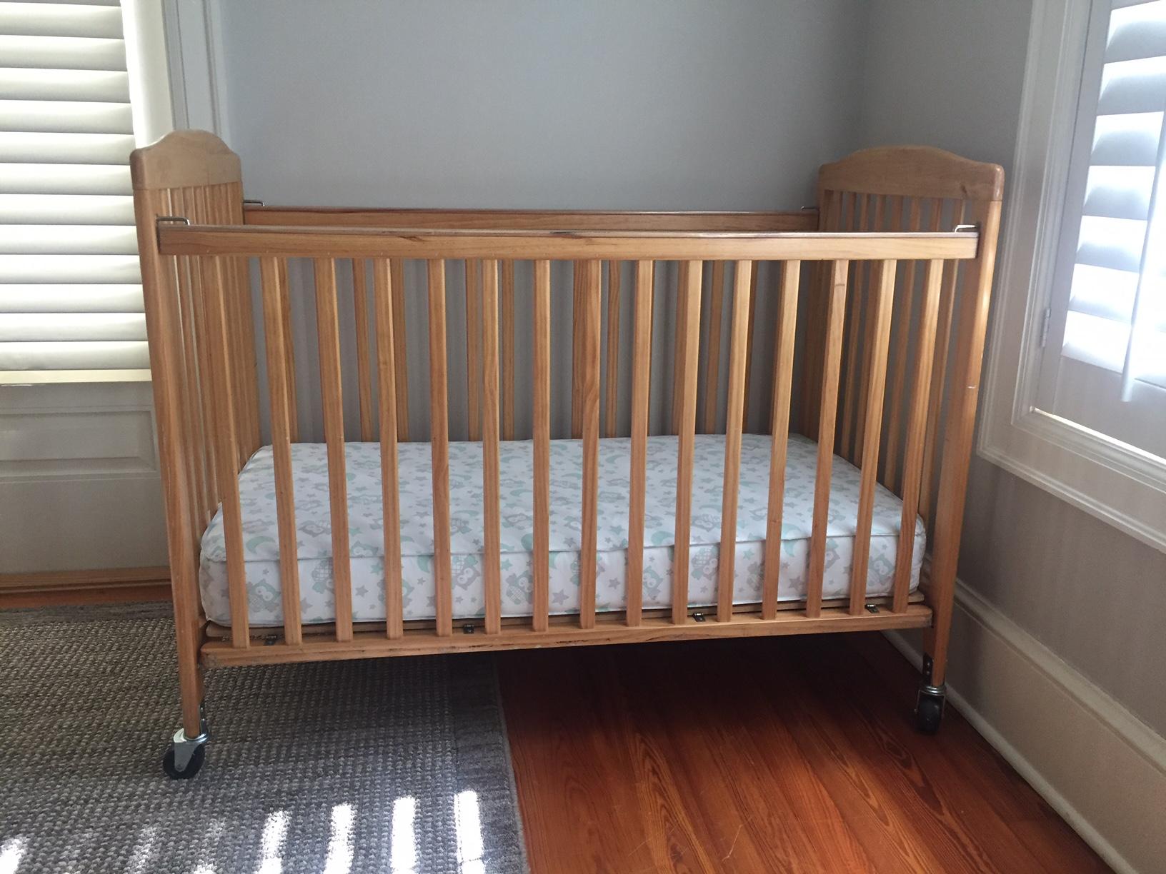 Destin Florida 30a Coastal Crib Rentals Full Size Crib Rentals
