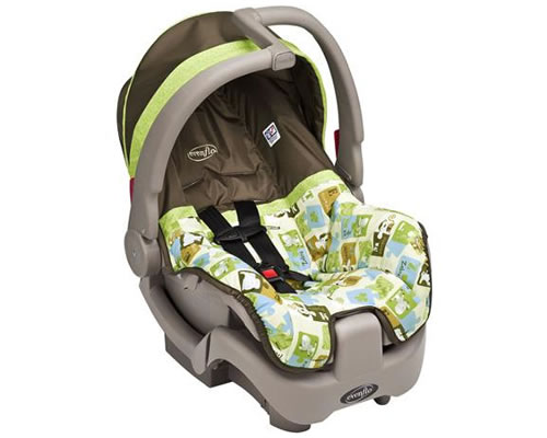 Larger View - Infant Car Seat