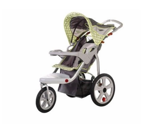Larger View - Single Baby Jogger