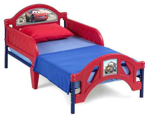 Larger View - Toddler Bed